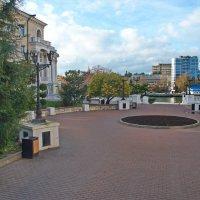 Город в декабре :: Алексей Михалев