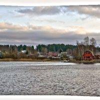 Осень на даче :: Андрей Бобин