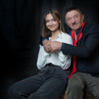 два поколения :: Юрий Никульников