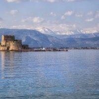 Крепость в Нафплионе :: АндрЭо ПапандрЭо