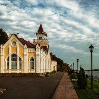 Старая башня :: Татьяна Белоусова
