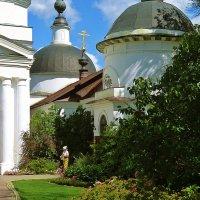 Свято-Никольский Черноостровский монастырь :: Евгений Кочуров