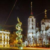 Ночной город :: Евгений Мухин