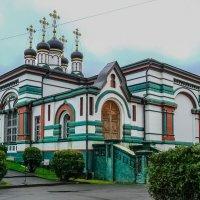 НазваниеМосква. Рождественский монастырь. :: Ирина
