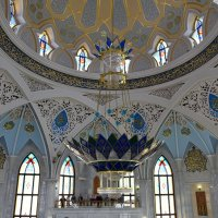 Казань. Мечеть Кул-Шариф. :: tatiana