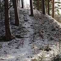 Первый снег на старой сопке :: Kventin Natabos