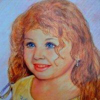 Детский портрет.. :: Евгений БРИГ и невич