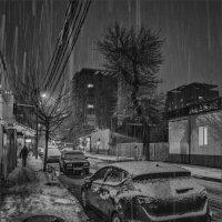 Южный снег... :: Беспечный Ездок