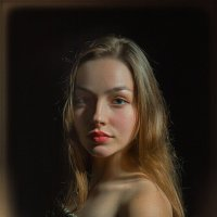 Незнакомка :: Татьяна Кравцова