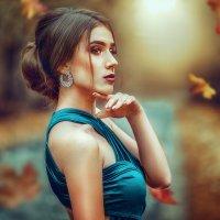 Осенний портрет :: Татьяна Кравцова