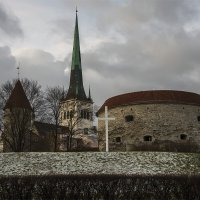 Старый город (Таллинн) :: Александр