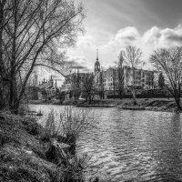 На реке Цне........ :: Александр Селезнев