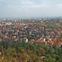 "Пловдив панорама. ""картина маслом"" :: ИРЭН@ ."