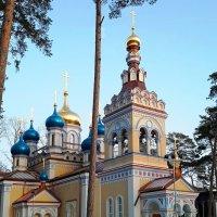 Новый Православный Храм в Юрмале :: Александр Михайлов