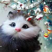 И вновь декабрь..Сказки оживают! :: Андрей Заломленков
