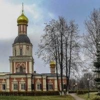 Москва. Усадьба Свиблово. :: Ирина