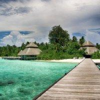 Rannalhi Club. Maldives :: Voyager .