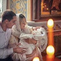 Крещение :: Надежда Антонова