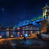Ночная Москва :: Ю Д
