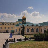 Задонский Рождество-Богородицкий монастырь :: MILAV V
