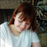 Юная художница Настя :: muh5257
