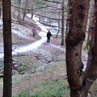 минуя ледяную тропу :: Владимир