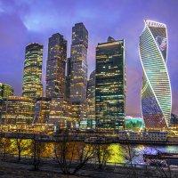 Вечерняя Москва сегодня. :: Viacheslav Birukov