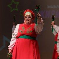 На Всероссийском конкурсе по танцам :: Алексей Архипов