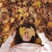 Мечтательная осень_2 :: Julia Martinkova