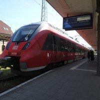 На станции :: Natalia Harries