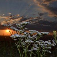 Так было всегда...горные закаты... :: Андрей Хлопонин