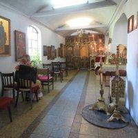Один из приделов монастыря Святого Георгия Победоносца в Поморие :: ИРЭН@ .