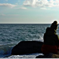 Картинки с моря :: Людмила