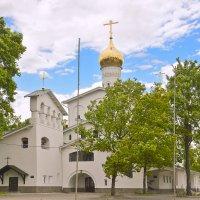 Псков. Церковь Веры, Надежды, Любови и матери их  Софии в Крестах :: bajguz igor