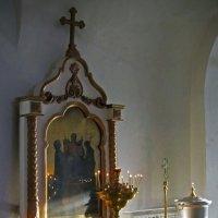 В Казанской церкви :: Нина Синица