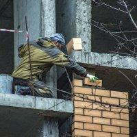 Работа на грани. :: Анатолий. Chesnavik.