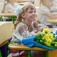 В первом классе :: Сергей Тарабара