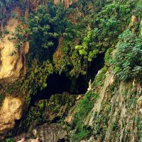 пещера Давида в Эйн Геди :: Александр Корчемный