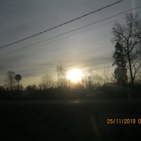 Солнце :: Maikl Smit