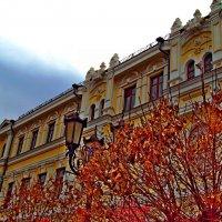 Вид на  здание  старинное :: Евгений БРИГ и невич