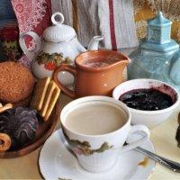 Международный день чая. :: Венера Чуйкова
