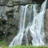 Гегский водопад. :: Алекс Ант