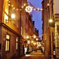 Улица в Старом городе Стокгольма(Gamla stan) :: Aida10