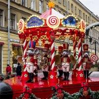 Рождественская ярмарка. СПБ. :: Александр