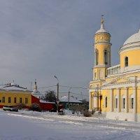 Коломна. :: Александр Сергеевич Антонов