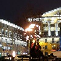 Освещая ночь :: Ирина Фирсова
