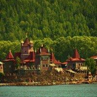Сказочный остров. :: Galina