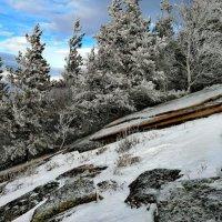 Там в снежных горах... :: Георгиевич