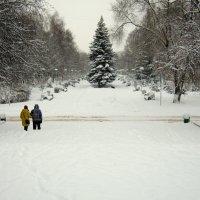 Бульвар героев! :: Дмитрий Арсеньев