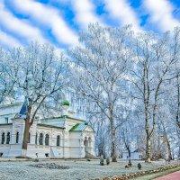 Волшебница зима :: Игорь Герман